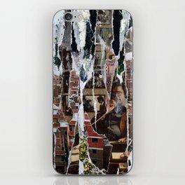 Mahogany/Monogamy iPhone Skin