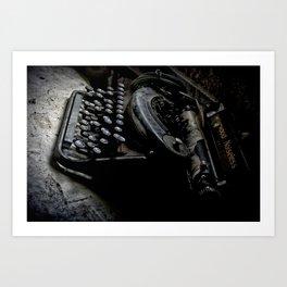 Words Art Print