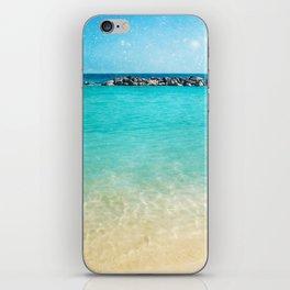 Blue Curacao iPhone Skin