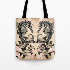 Flying fantasies Tote Bag
