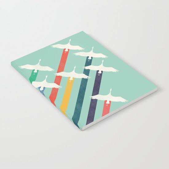 The Cranes Notebook
