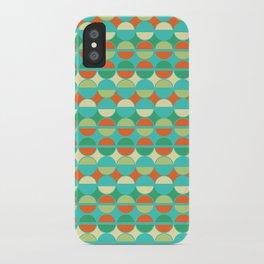 diamonds & dots iPhone Case