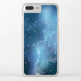 United States of Starlight Clear iPhone Case