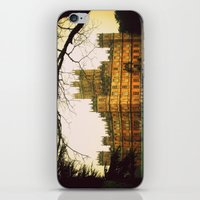 downton abbey iPhone & iPod Skins featuring Downton Abbey Licious  by seardig