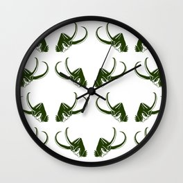 Day 9 Wall Clock