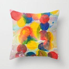 Coton & Acrylic Throw Pillow