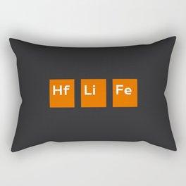 Half Life 3 confirmed Rectangular Pillow