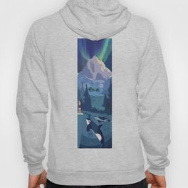A Whale Story Hoody