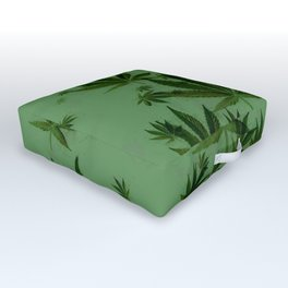 Higher and Higher Outdoor Floor Cushion