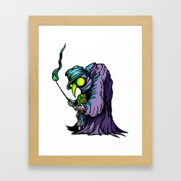 He Will See You Now Framed Art Print