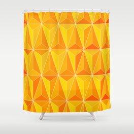The Sunny Peaks 9 Shower Curtain