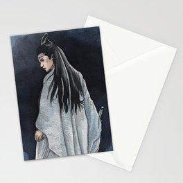 Lan Wangji Stationery Cards