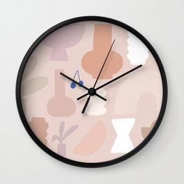 neutral Wall Clock