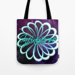 Kristy Nicolle Fantasy Infiniverse Logo Tote Bag