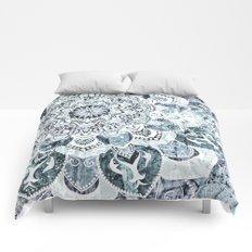 MOON SMILE MANDALA Comforters