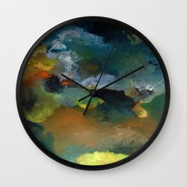 The Point in the Project  Wall Clock