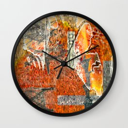 Dream Places 1 Wall Clock
