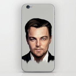 Leonardo DiCaprio iPhone Skin