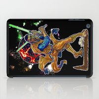 returns iPad Cases featuring Hope Returns by Artless Arts