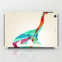 dinosaur iPad Cases featuring dinosaur by Emmy Winstead