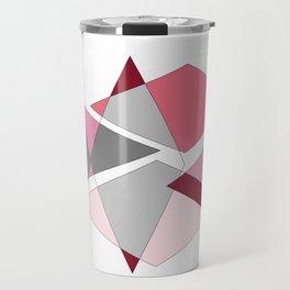 Be FREE Pink Diamond Art Travel Mug