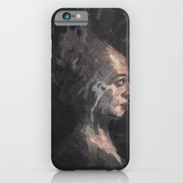 Untitled I iPhone Case