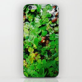Watercress iPhone Skin
