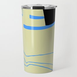 A bookmark would be better retro style Travel Mug
