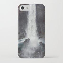 Háifoss iPhone Case