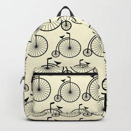 Vintage Bike Backpack