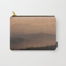Mountain Love - Landscape and Nature Photography Carry-All Pouch
