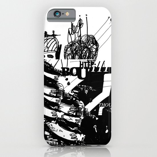 Thou iPhone & iPod Case