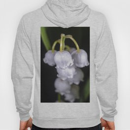 Lily of the valley close up Hoody