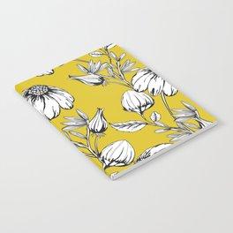 Bloom - Yellow Notebook