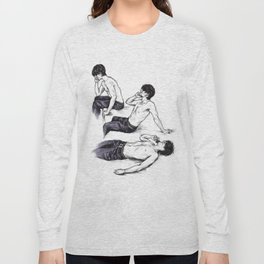 Phone Call Long Sleeve T-shirt