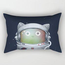 Cat Astronaut Rectangular Pillow
