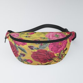 Vintage & Shabby Chic - Summer Tropical Garden Fanny Pack