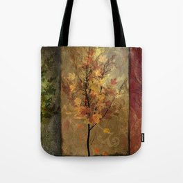 Tree Story Tote Bag