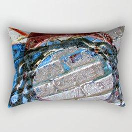 Basketball Friday Rectangular Pillow