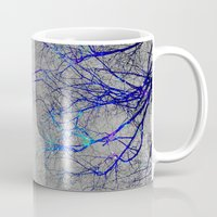 led zeppelin Mugs featuring Led strip lights by haroulita