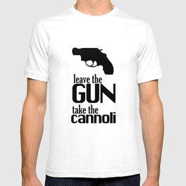 The Godfather cannoli T-shirt