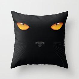 I'M WATCHING YOU Throw Pillow