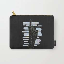 Cancer - Zodiac Illustration Carry-All Pouch