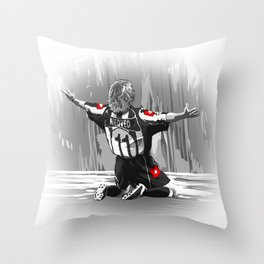 Pavel Nedved - Juventus Throw Pillow