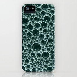 Mermaid Bubbles iPhone Case