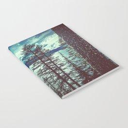 Crater Lake Vintage Summer Notebook