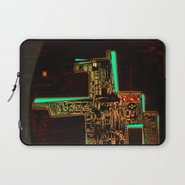 Spatial Robotic City Lab Laptop Sleeve