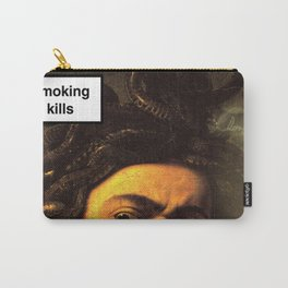 smoking kills Carry-All Pouch