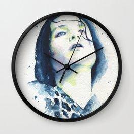 Brian Molko (Narcoleptic) Wall Clock
