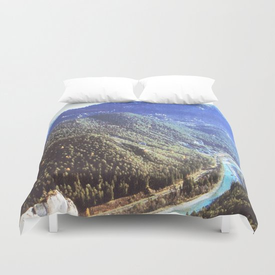 Walensee Duvet Cover